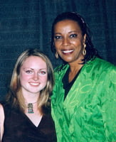 "Shannon Scott The 2002/2003 ""Dee Daniels Jazz Vocal Scholarship"" winner, Capilano College"