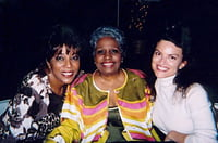 Jazz Vocalists Ethel Ennis and Roberta Gambarini, 2004 Lionel Hampton Jazz Festival