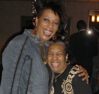 Cecilia Brown, widow of the late Ray Brown