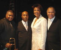 'Red, Hot & Blues' Symphony Pops program artists: Bobby Floyd, Wycliffe, & Byron Stripling