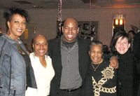Christian McBride with the Ladies