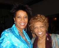 The great Cissy Houston - NYC