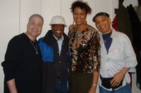 Hanging in NYC with John Di Martino, Norman Simmons & Benny Powell
