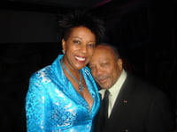 The incomparable Quincy Jones - NYC